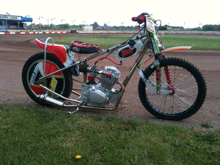 Speedway 125cc Motorcycles